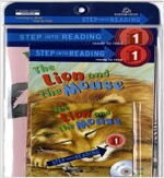 Step Into Reading 1 : The Lion and the Mouse (Book+CD+Workbook)