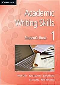 Academic Writing Skills 1 Students Book (Paperback)