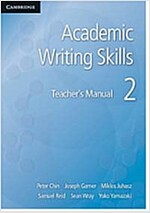 Academic Writing Skills 2 Teacher's Manual (Paperback)