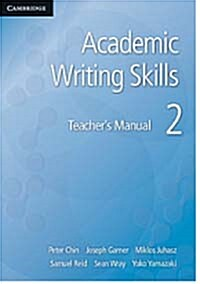 Academic Writing Skills 2 Teachers Manual (Paperback)