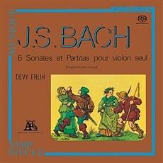 바흐 : 무반주 바이올린을 위한 소나타와 파르티타 전곡 [SACD 전용]