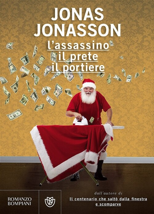 Lassassino, il prete, il portiere (Paperback)