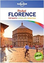 Lonely Planet Pocket Florence & Tuscany [With Pull-Out Map] (Paperback, 3)