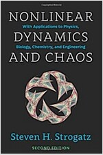 Nonlinear Dynamics and Chaos: With Applications to Physics, Biology, Chemistry, and Engineering (Paperback, 2)