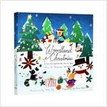 Woodland Christmas: A Festive Wintertime Pop-Up Book (Hardcover)