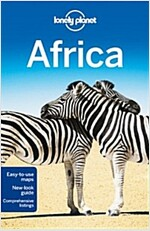 Lonely Planet Africa (Paperback, 13)