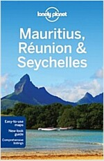Lonely Planet Mauritius, Reunion & Seychelles (Paperback)