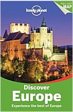 Lonely Planet Discover Europe (Paperback)