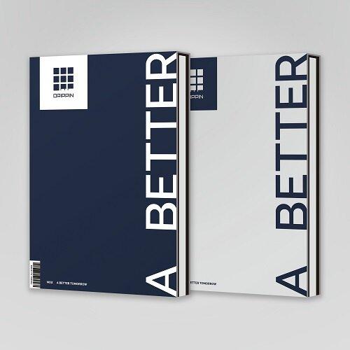 [세트] DRIPPIN(드리핀) - 미니 2집 A Better Tomorrow [A Ver.+ B Ver.]