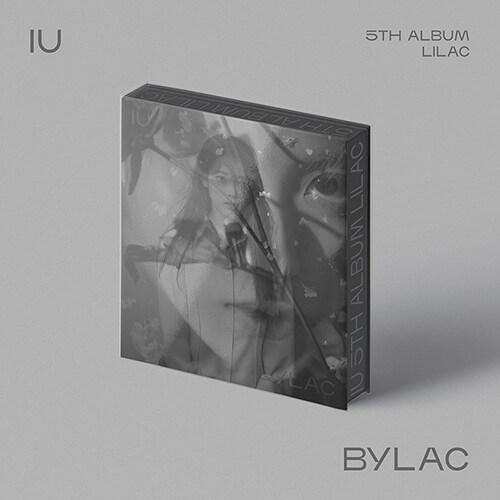 아이유 - 정규 5집 LILAC [BYLAC Ver.]