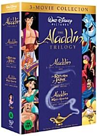 알라딘 트릴로지 한정판 박스세트 (4disc)