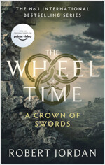 A Crown Of Swords : Book 7 of the Wheel of Time (Paperback)