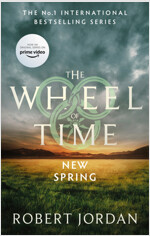New Spring : A Wheel of Time Prequel (Paperback)