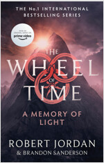 A Memory Of Light : Book 14 of the Wheel of Time (Paperback)