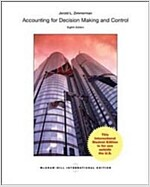 Accounting for Decision Making and Control (8th, Paperback) (8th)