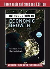 Introduction to Economic Growth (Paperback, 3, Revised)