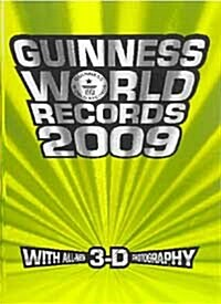 Guinness World Records 2009 (Hardcover, 영국판, Revised Edition)