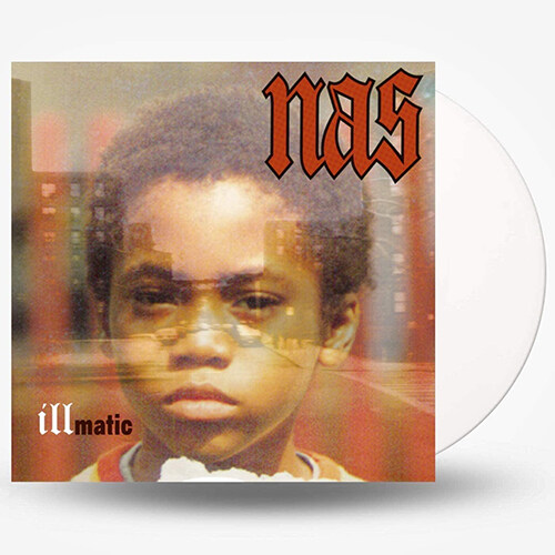 [수입] NAS - Illmatic [Clear LP]
