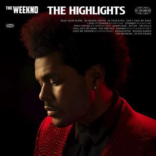 [수입] Weeknd - The Highlights