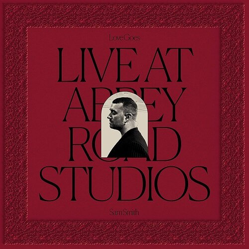[수입] Sam Smith - Love Goes : Live At Abbey Road Studios [LP]