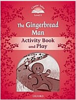 Classic Tales Second Edition: Level 2: The Gingerbread Man Activity Book & Play (Paperback, 2 Revised edition)