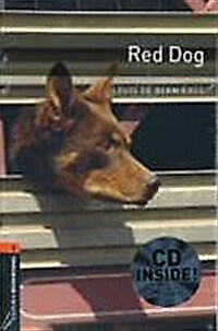 Oxford Bookworms Library: Level 2:: Red Dog audio CD pack (Package)