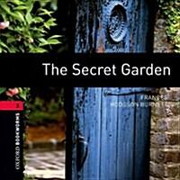 Oxford Bookworms Library 3: The Secret Garden (CD) (x2)