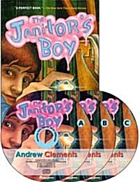 The Janitors Boy (Paperback + CD 3장)