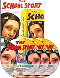The School Story (Paperback + CD 3장)