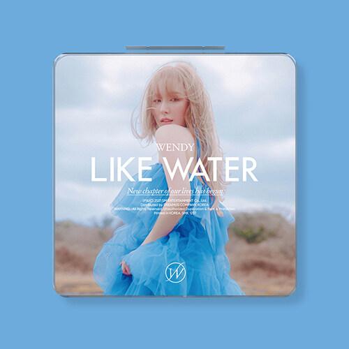 웬디 - 미니 1집 Like Water [Case Ver.]