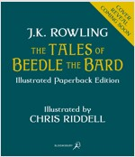 The Tales of Beedle the Bard - Illustrated Edition : A magical companion to the Harry Potter stories (Paperback)