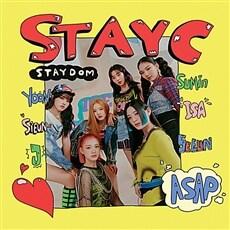 스테이씨 - 싱글 2집 STAYDOM