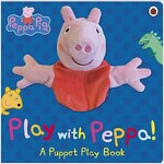 Peppa Pig: Play with Peppa Hand Puppet Book (Board Book)