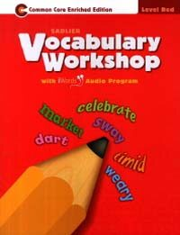Vocabulary Workshop Level Red: Student Book
