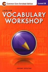 Vocabulary Workshop Level B: Student Book