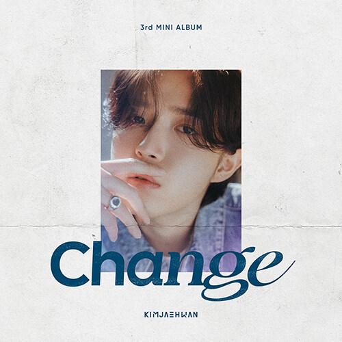 김재환 - 미니 3집 Change [ed Ver.]