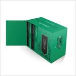 Harry Potter Slytherin House Editions Hardback Box Set (Package)