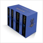 Harry Potter Ravenclaw House Editions Paperback Box Set (Package)