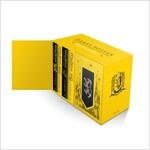 Harry Potter Hufflepuff House Editions Hardback Box Set (Package)