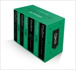 Harry Potter Slytherin House Editions Paperback Box Set (Package)