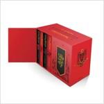 Harry Potter Gryffindor House Editions Hardback Box Set (Package)