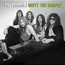[수입] Mott The Hoople - The Essential Mott The Hoople [2CD]