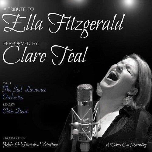[수입] Clare Teal - A Tribute To Ella Fitzgerald [180g LP]