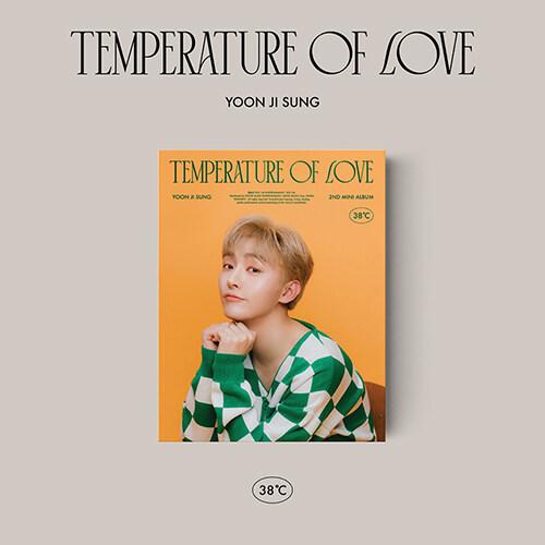 윤지성 - 미니 2집 Temperature of Love [38℃ Ver.]
