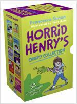 호리드 헨리 Horrid Henry's Cheeky Collection 10 Books (Paperback 10권)