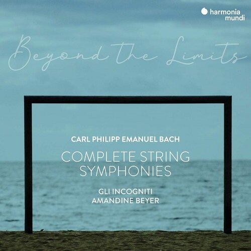 [수입] 한계를 넘어 - C.P.E. 바흐: 6개의 신포니아 함부르크 교향곡