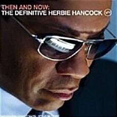 [수입] Herbie Hancock - Then And Now - The Definitive Herbie Hancock