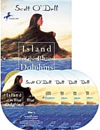 Island of the Blue Dolphins (Paperback + Audio CD 4장)