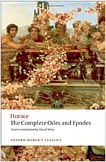 The Complete Odes and Epodes (Paperback)