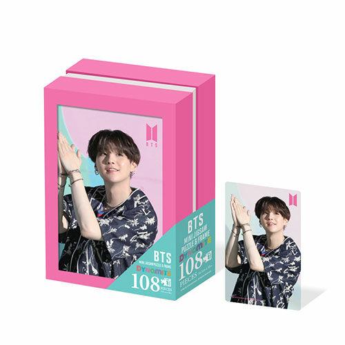 BTS 다이너마이트 액자 직소퍼즐 108피스 : 슈가
